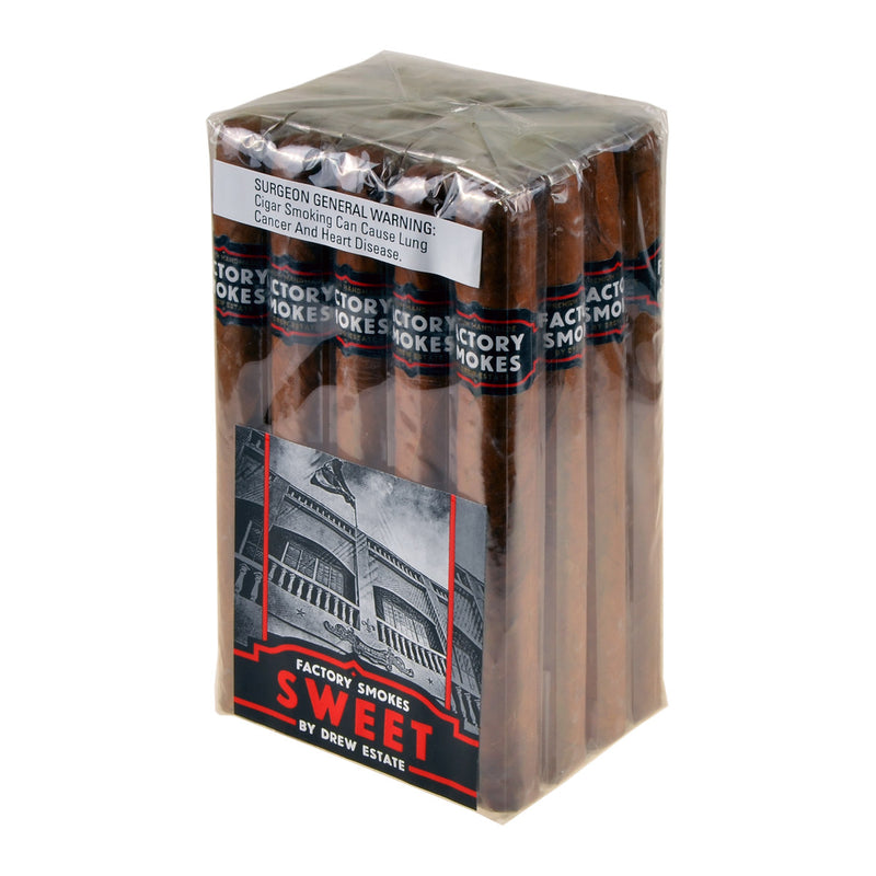 Factory Smokes Sweet Churchill Cigars Bundle of 20