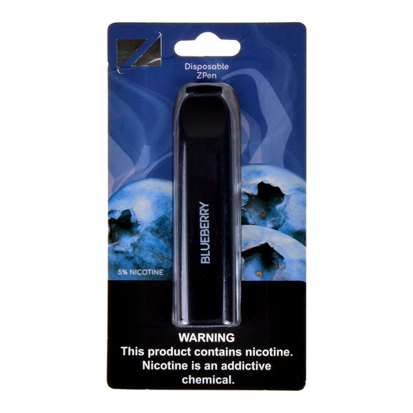 Ziip Disposable Pod Device Blueberry