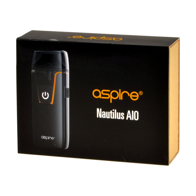 Aspire Nautilus 1000mAh All-In-One Starter Kit Silver