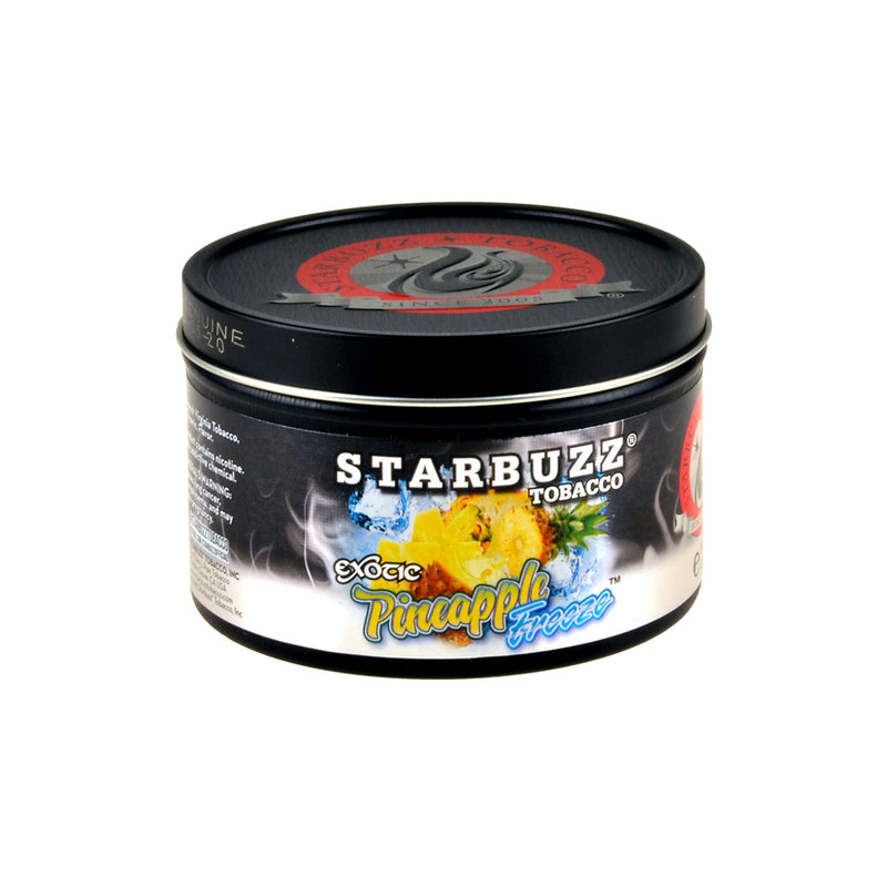 StarBuzz Exotic Pineapple Freeze Hookah Shisha 100g