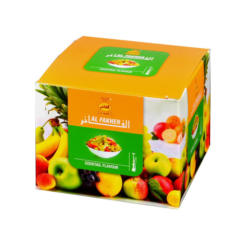 Al Fakher Mixed Fruit (Cocktail) Hookah Shisha 250g