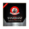 StarBuzz Aluminum Hookah Foil Pre-poked Pack of 50