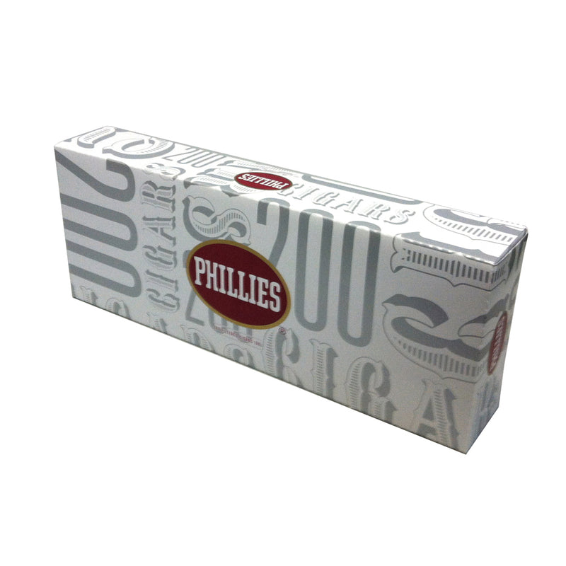 Phillies Filtered Cigars Original 10 Packs of 20