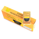 Golden Harvest Filtered Cigars Vanilla 10 Packs of 20