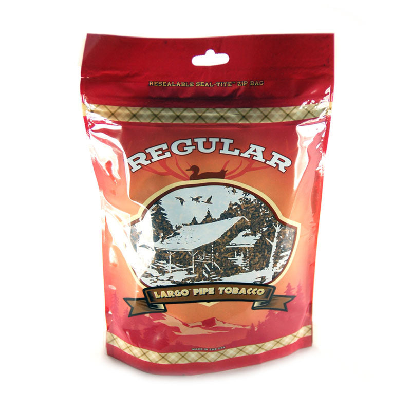 Largo Regular Pipe Tobacco 5 oz. Bag