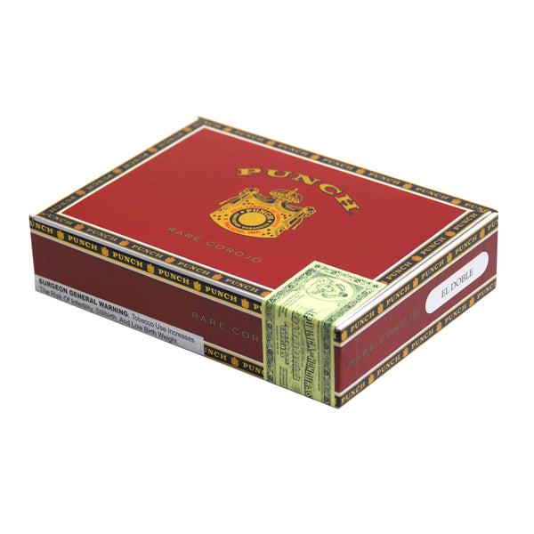 Punch Rare Corojo El Doble Cigars Box of 20