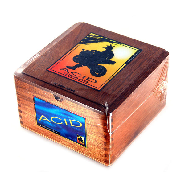 Acid Deep Dish Cigars Box of 24