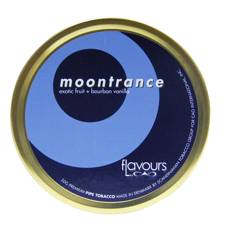 CAO Moontrance Pipe Tobacco 50g Tin