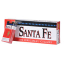 Santa Fe Regular Filtered Cigars 10 Packs of 20