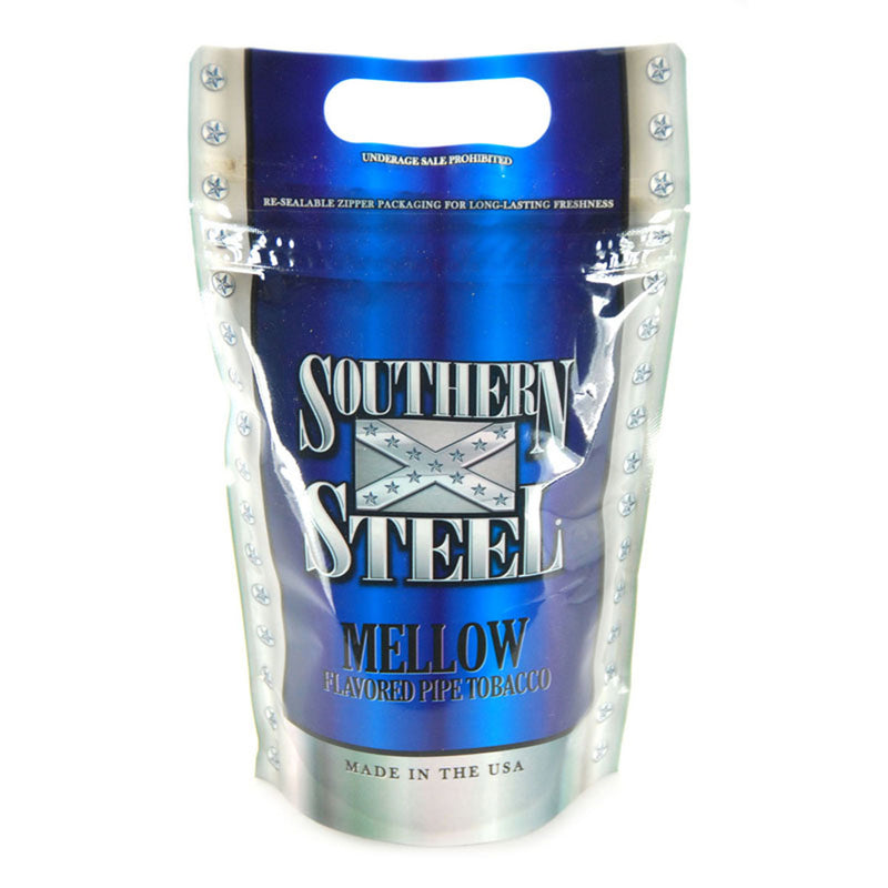 Southern Steel Pipe Tobacco Mellow Blend 6 oz. Bag
