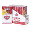 Swisher Sweets Giants 10 Packs of 5 Cigars