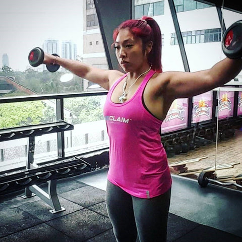 Live, love and lift like Linora!