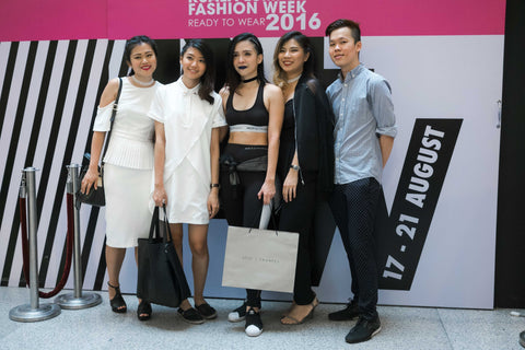 Our Designers with Founder and CEO of Twenty3, Sherlyn Tan