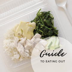 Healthy Guide To Eating Out