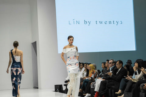 Lin by Twenty3 on the Kuala Lumpur Fashion Week KLFW Ready To Wear RTW 2016 runway