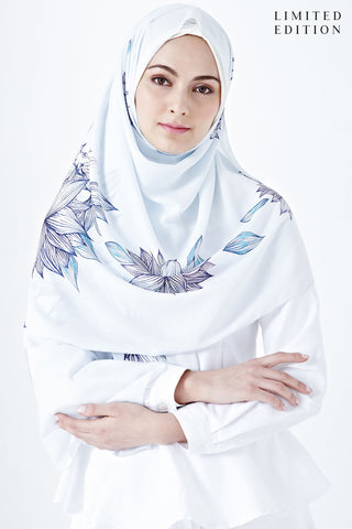 [LIMITED EDITION] Ella Scarf in Harbin Prints - Headscarf - Twenty3