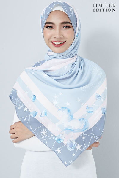 [LIMITED EDITION] Nabella Scarf in Light Blue - Headscarf - Twenty3