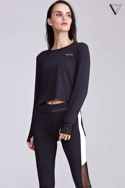 Narcissa Long Sleeve Top - Sports Top - Twenty3