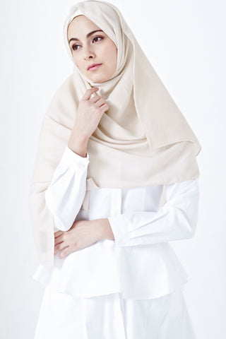 Alira Scarf in Nude - Headscarf - Twenty3