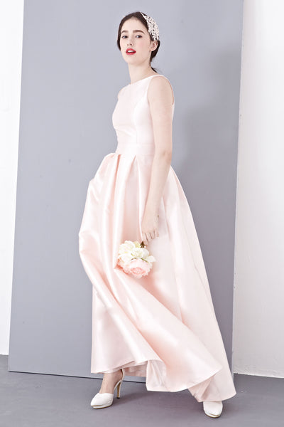 Twenty3 - Madolen Bridal Gown in Champagne -  - Maxi Dress - 1