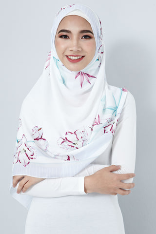 [LIMITED EDITION] Sheera Scarf in Lilac - Headscarf - Twenty3