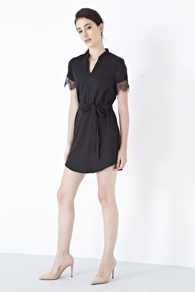 Twenty3 - 3-Way Remy Shift Dress in Black -  - Dresses - 1
