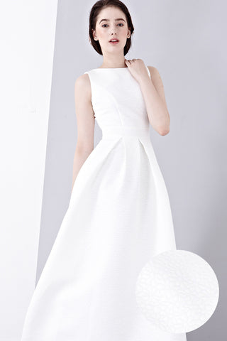 Marchelle Bridal Gown in White - Maxi Dress - Twenty3
