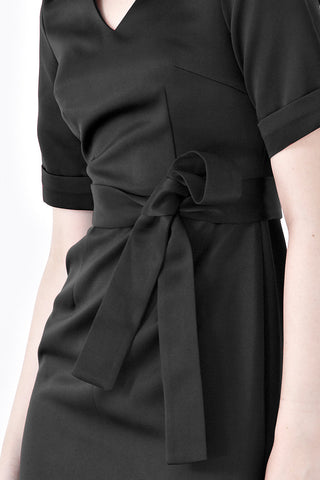 Twenty3 - Ivy Sheath Dress in Black -  - Dresses - 1