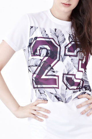 Rique Football Jersey Dress in Graphic Prints - Dresses - Twenty3