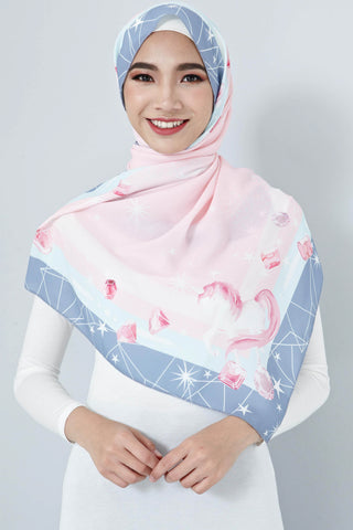 [LIMITED EDITION] Nabella Scarf in Light Pink