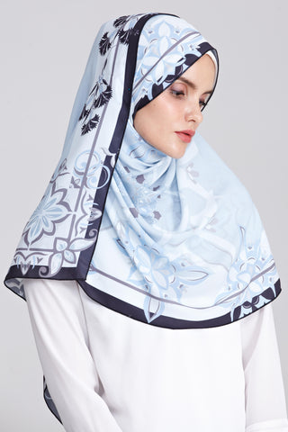 [LIMITED EDITION] Hana Scarf in Light Blue