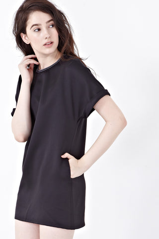 Twenty3 - Oluf Shift Dress in Black -  - Dresses - 1
