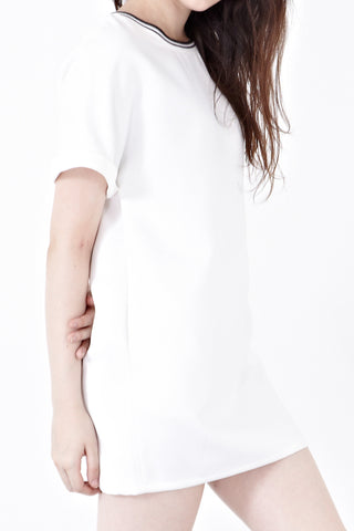 Twenty3 - Oluf Shift Dress in Off-white -  - Dresses - 1
