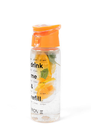 BPA-free Infuser Bottle