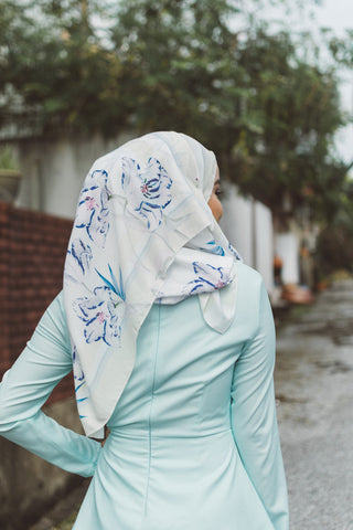 [LIMITED EDITION] Sheera Scarf in Light Yellow