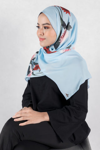 [LIMITED EDITION] Heliza Scarf in Light Blue