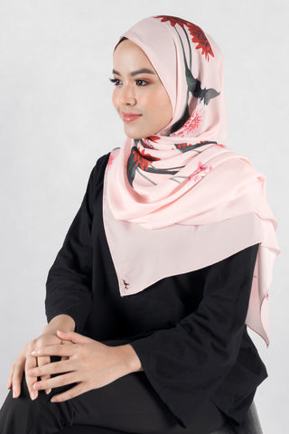 [LIMITED EDITION] Heliza Scarf in Pink