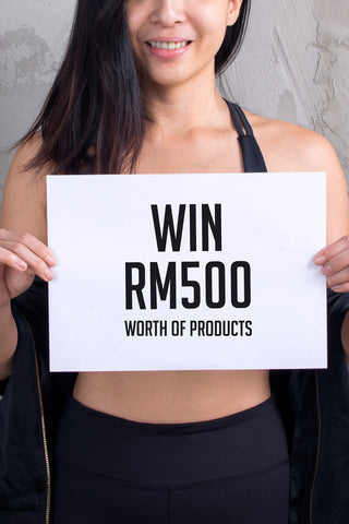 Twenty3 - [WIN] adidas products worth RM 500 -  - WIN