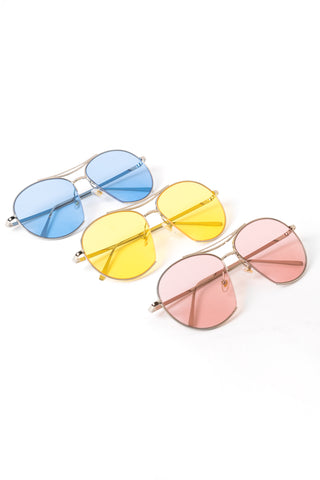 [ ] 'Ice Cream Time' Tinted Sunnies
