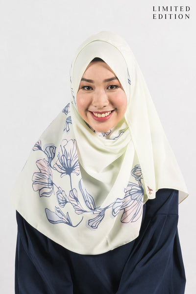 [LIMITED EDITION] Mireya Scarf in Light Yellow
