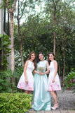 Twenty3 - Madolen Bridal Gown in Mint -  - Maxi Dress - 6