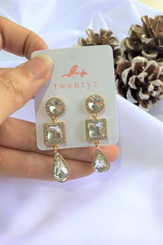 Annie Waterdrop Earrings