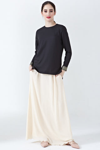 Marianne Skirt in Apricot