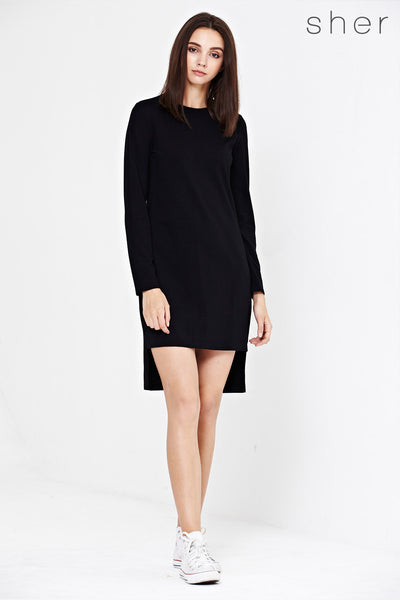 Twenty3 - Vika Dress in Black -  - Dresses - 1