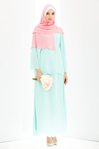 Marianne Skirt in Mint