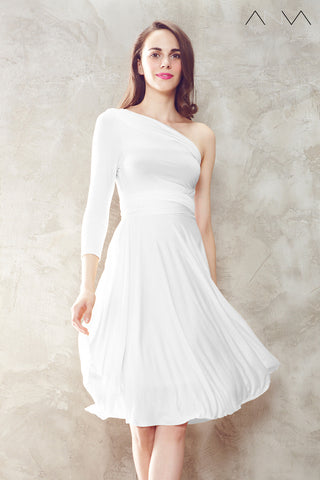 Twenty3 - Monroe Dress in White -  - Dresses - 1