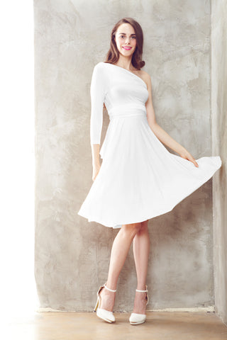 Twenty3 - [WARE] Monroe Dress in White -  - Dresses - 1