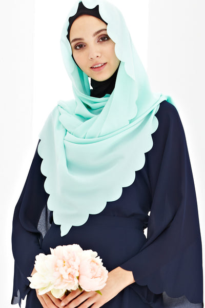 Harriet Scarf in Mint