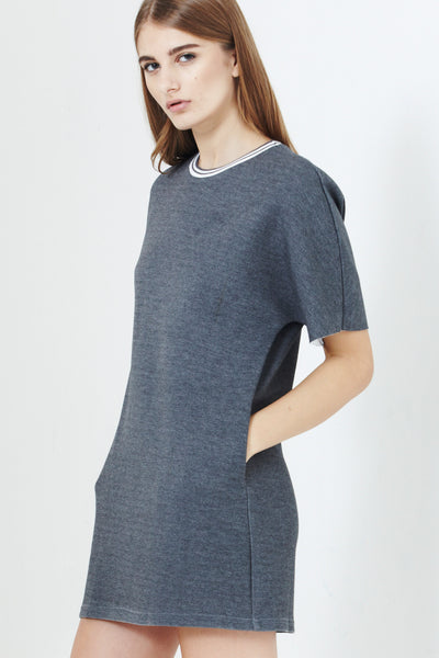 Twenty3 - Lara Dress in Grey -  - Dresses - 1
