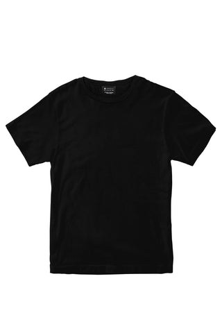 Urbain Boxy Tshirt in Black